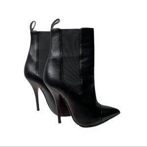 Christian Louboutin Tucson Booties 120mm Size 35.5